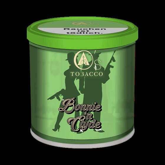 Os Tobacco Shisha Tabak - Bonnie & Clyde 200g | Kiosklino
